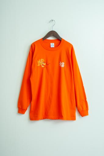 Dragon T-shirt/orange