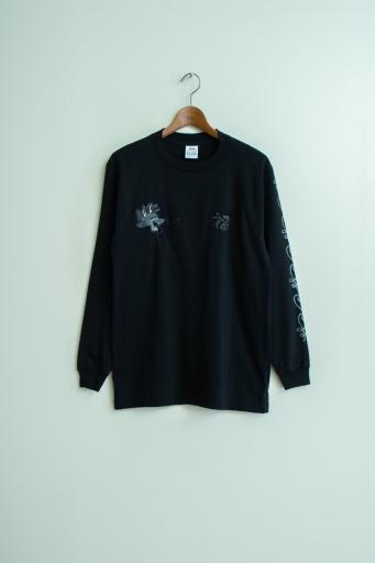 Dragon T-shirt/black