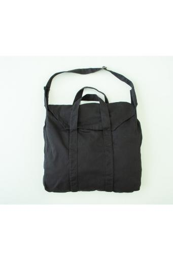 cotton twill big bag/kuro