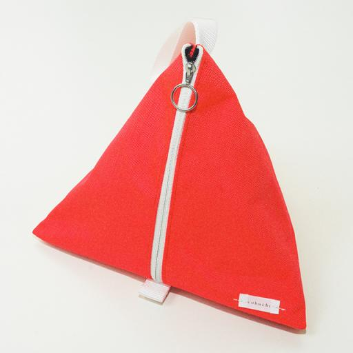 delta pouch/fluorescent orange