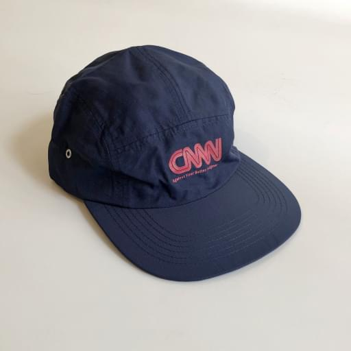 CNNN jet cap/navy/red