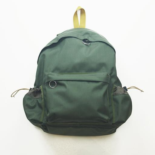 back pack/army green